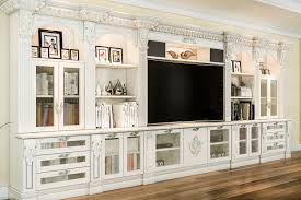 custom entertainment center. Simple Custom Attractice Custom Designed And Built Entertainment Center In A  Traditional French Style With Acanthus Entertainment Centers_69 Intended Custom Center T