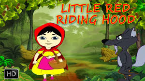little red riding hood and the big bad wolf grimm s fairy tales you
