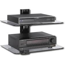 wall mounted shelves for dvd player