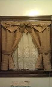 primitive burlap shower curtain burlap country shower curtains burlap bathroom curtains i made burlap country kitchen
