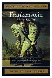 frankenstein book cover 1818 the misunderstood monster joseph pearce