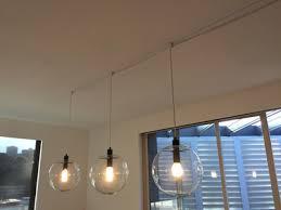 moon electrical designer lighting pendants from concrete slab