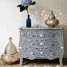 moroccan inspired furniture. Inspire Bohemia Furniture And Decor By Graham Green Bone Inlay Moroccan Inspired