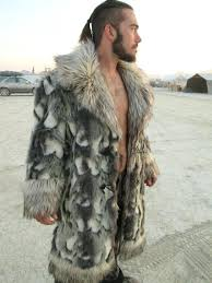 faux fur coats for men best winter men fashion atmosphere faux fur coat brown warm faux
