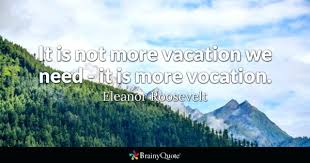 Mission Trip Quotes It Is Not More Vacation We Need It Is More Best Mission Trip Quotes