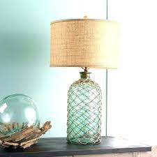 blue glass lamp teal glass lamp tall glass table lamps aqua glass lamp base teal glass blue glass lamp