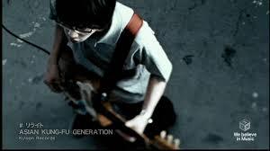 Asian kung fu generation rewrite pv