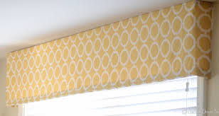 Diy Wood Valance How To Make A Tailored Valance Cre8tive Designs Inc