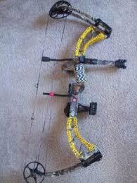 Paracord Bow