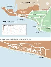 rocky point (puerto penasco) directions Las Conchas Section Map Las Conchas Section Map #11 Las Conchas Rocky Point