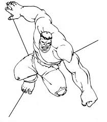 Small Picture Printable Coloring Pages Hulk The Avengers Hulk Coloring Pages