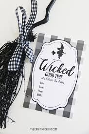 Tea Party Free Printables Witch Tea Party Free Printable Invite The Crafting Chicks