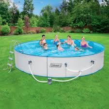 above ground pools from walmart. Simple Walmart Coleman 15u0027 X 36 On Above Ground Pools From Walmart A