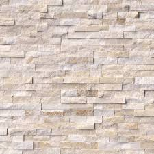 arctic golden panel stacked stone splitface 6x24 quartzite hardscape traditional siding and stone veneer by white marble tiles