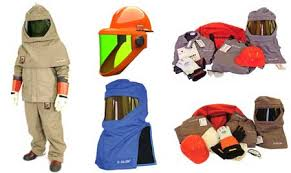 Electrical Ppe Chart Personal Protective Equipment Ppe For Electrical Works