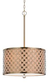 plug in swag pendant light. Luxury Kitchen Style With Brass Chandelier Plug In Swag Light, Gold Natural Linen Textured Fabric Pendant Light I