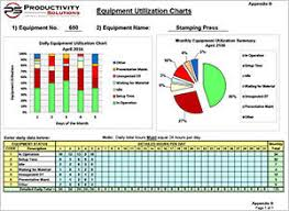 Tracking Tools In Excel Process Improvement Excel Based Tools Templates