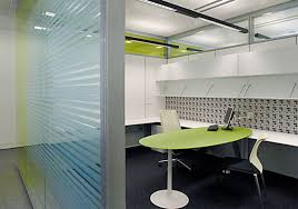 Modern Offices Design Fascinating Modern Commercial Bank Interior In Abu Dhabi Design Bookmark 48