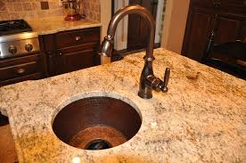 Ideas Tips Wonderful Small Round Copper Farmhouse Sink With