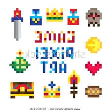 8 Bit Coloring Pages All Images From Collection 8 Bit Video Game