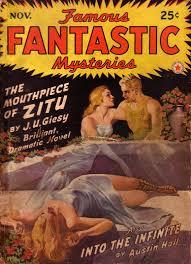 Tellers of Weird Tales: <b>J.U. Giesy</b> (1877-1947)