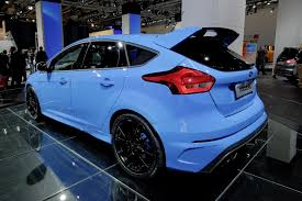 Ford Focus RS Does 0-100 KM/H In 4.7 Seconds, Hits 266 KM/H [w/Video]