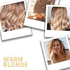Wella Toner For Orange Hair Chart 14 Scorching Warm Blonde Hair Ideas Formulas Wella