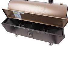 traeger built in. Simple Built Traeger XL Pellet Grill With Built In 5
