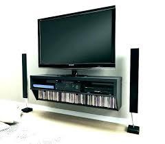 wall mounted sound bar mount shelf stand attach soundbar to tv lg