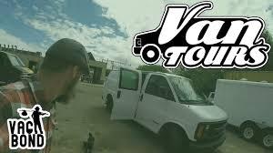Van Tour - Tigger's 99 Chevy Express Cargo - YouTube