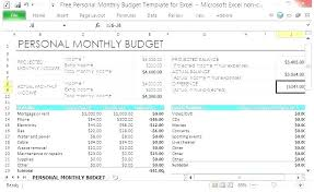 Theater Budget Template