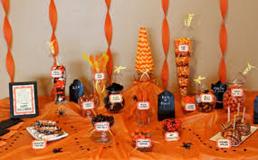 halloween wedding candy bar. Brilliant Candy Halloween Candy On Halloween Wedding Candy Bar A