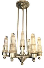 art deco chandeliers art chandelier french art chandelier with building motif art chandeliers for reion