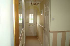 Ideas For Painting Wainscoting Interior Design Entrancing Hallway Ideas For Your Decor And
