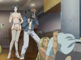Foxy nudes hentai clip