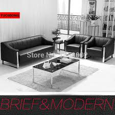 small office sofa. Business Office Sofa Coffee Table Set Furniture Salon Sofas Commercial Furnitures Executive Leather Chair Small