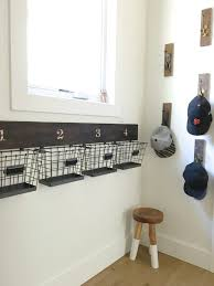 Marvelous Mudroom Organization for the New Year