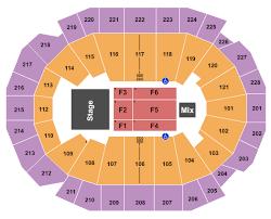 The Forum Interactive Seating Chart Banda Ms Tickets Fri Nov 1 2019 9 00 Pm At Fiserv Forum