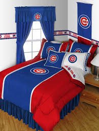 mlb chicago cubs bedding set baseball
