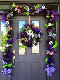 halloween front door decorationshalloween front door decorations  Creative Ads and more