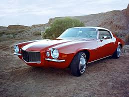 CHEVROLET Camaro specs - 1970, 1971, 1972, 1973, 1974, 1975, 1976 ...