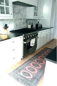 kitchen runner rug machine washable