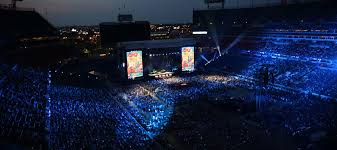 Nissan Stadium Cma Fest Seating Chart Cma Fest Soars With Capacity Crowds And Highest Fan