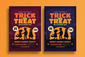 Halloween Flyers Templates 20 Halloween Flyer Templates Design Shack