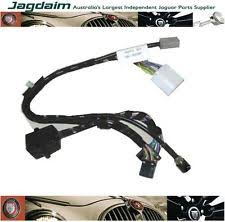 jaguar xk wiring jaguar xj xj8 xk8 in car telephone phone wiring harness brand new lne3540ba