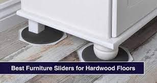 10 best furniture sliders for hardwood