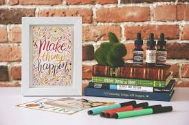 Words To Decorate Your Wall With Decorate Your Workspace With Postcards Abbey Sy