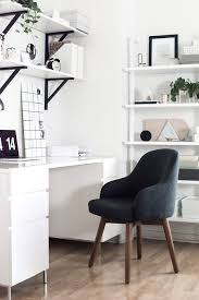 west elm office. West Elm - Amy Kim\u0027s Black And White Home Office W