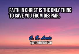 Christian Aid Quotes Best of 24 Best CS Lewis Quotes And Sayings