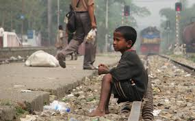street children in